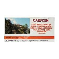 Supozitoare Carpizin, 10 bucati, Elzin Plant
