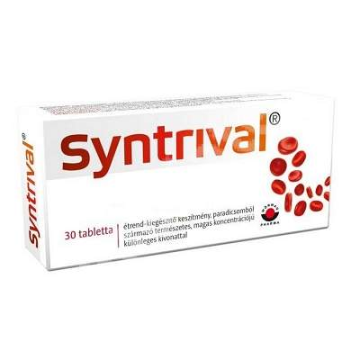 Syntrival, 30 comprimate, Worwag Pharma GmbH