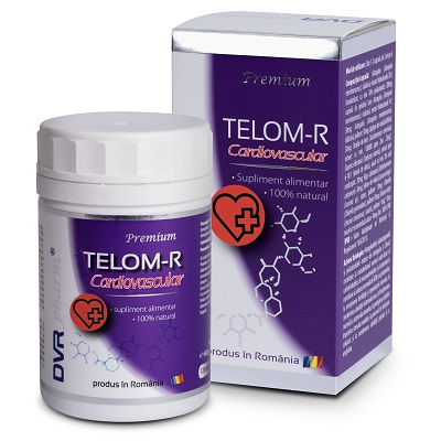 Telom-R Cardiovascular, 120 capsule, Dvr Pharm