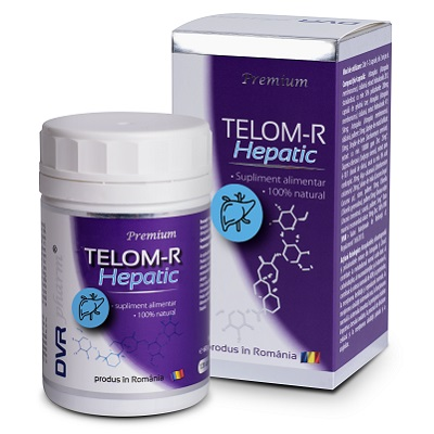 Telom-R Hepatic, 120 capsule, Dvr Pharm