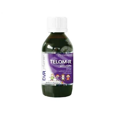 TELOM-R sirop copii, 150 ml, DVR Pharm