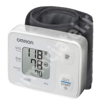 Tensiometru digital de incheietura, RS2, Omron