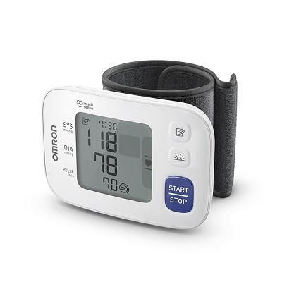 Tensiometru digital de încheietură RS4, Omron