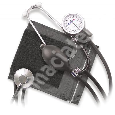 Tensiometru mecanic cu stetoscop WM62S, B.Well Swiss