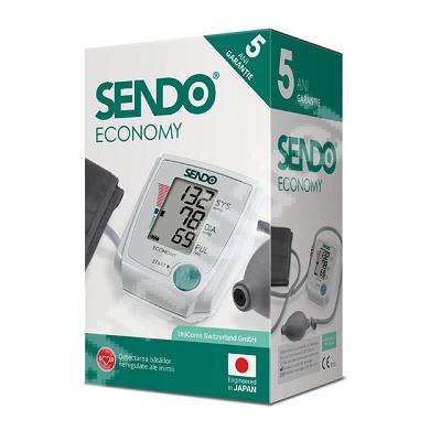 Tensiometru semiautomat pentru brat Economy, Sendo