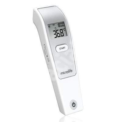 Termometru cu măsurare pe frunte fără contact, NC150, Microlife