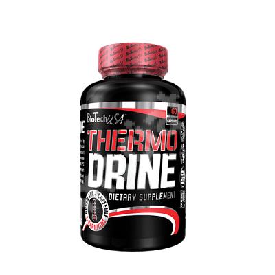 Thermo Drine, 60 capsule, Biotech USA