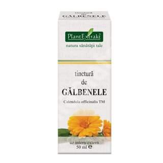 Tinctura de Galbenele, 50 ml, Plant Extrakt