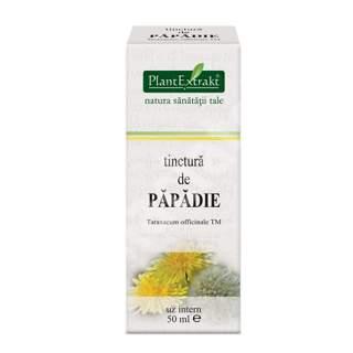 Tinctura de Papadie, 50 ml, Plant Extrakt