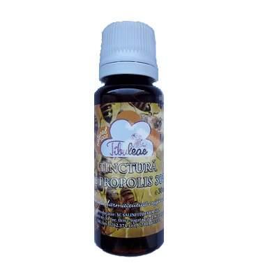 Tinctura de propolis, 30 ml, Tibuleac Plant