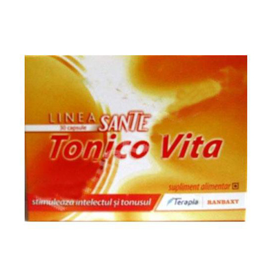 Tonico Vita, 10 capsule, Terapia