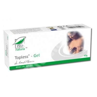 Topless gel, 40 g, Pro Natura