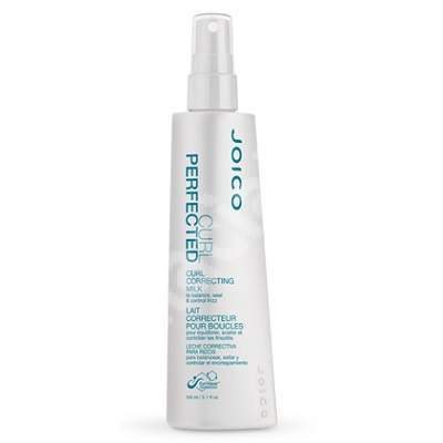 Tratament pentru par ondulat Curl Perfected Curl Correcting Milk, 150 ml, Joico