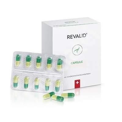 Tratament Revalid, 30 capsule, Ewopharma
