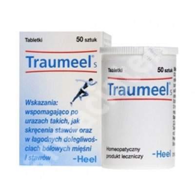 traumeel în tratamentul artrozei genunchiului