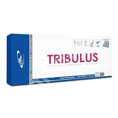 Tribulus, 60 capsule, Pro Nutrition