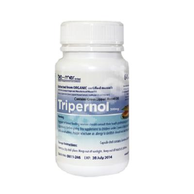 Tripernol 500 mg, 60 capsule, Bio Mer