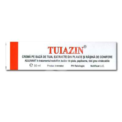 Tuiazin crema, 50 ml, Elzin Plant