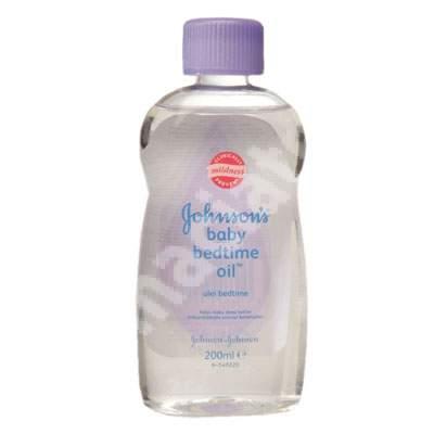 Ulei cu levănțică Johnsons Baby, 200 ml, Johnson&Johnson