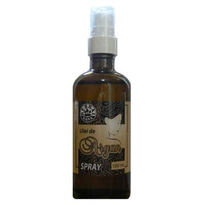Ulei de Argan presat la rece spray, 100 ml, Herbavit