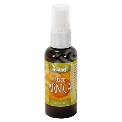 Ulei de Arnica, 50 ml, Adams Vision