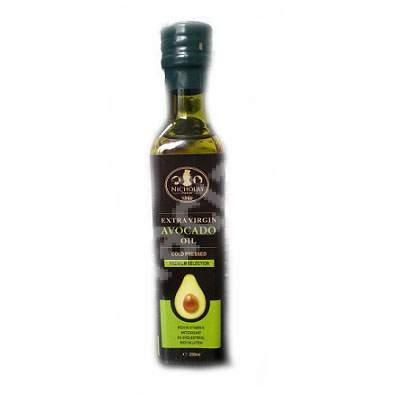 Ulei de avocado extra virgin, 250 ml, Nicholas Philby