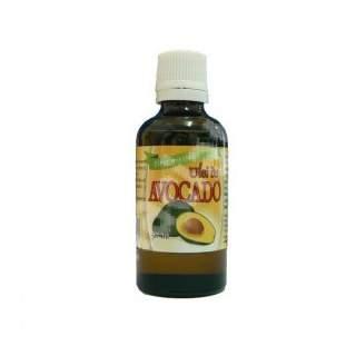Ulei de avocado presat la rece, 50 ml, Herbavit