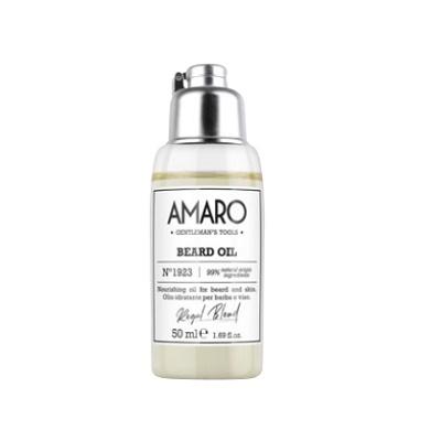 Ulei de barbă Amaro, 50ml, Farmavita