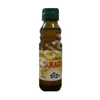 Ulei de Borago, 100 ml, Herbavit