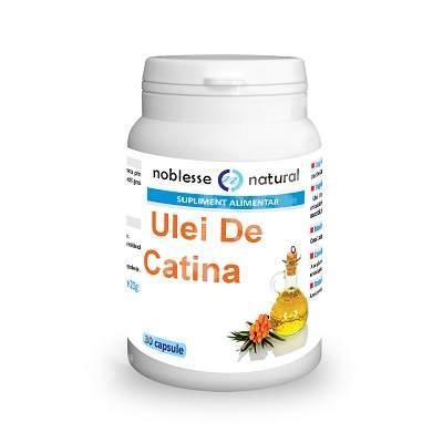 Ulei De Catina, 30 capsule, Noblesse