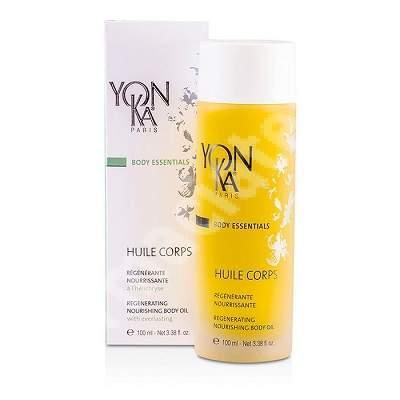 Ulei de corp regenerator cu extract din plante, 100 ml, YonKa