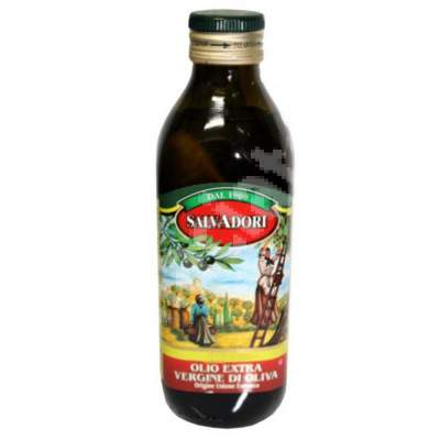 Ulei de masline extra virgin, 250 ml, Salvadori