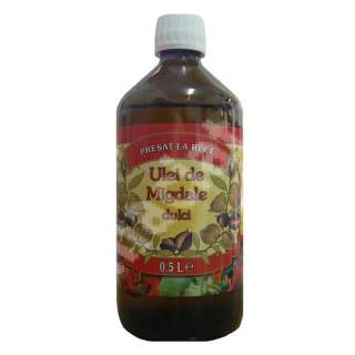 Ulei de Migdale dulci, 500 ml, Herbavit