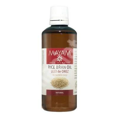 Ulei de orez (M - 1192), 100 ml, Mayam