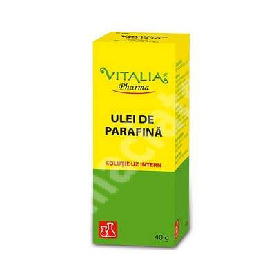 Ulei de Parafină, 40 g, Vitalia