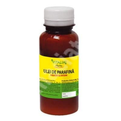 Ulei de parafină, 80 g, Vitalia