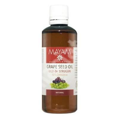 uleiuri osoase de struguri în varicoză