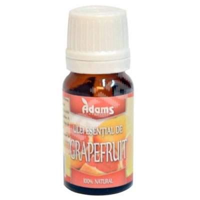 Ulei esential de grapefruit, 10 ml, Adams Vision