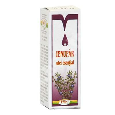 Ulei esential de Ienupar, 10 ml, Fares