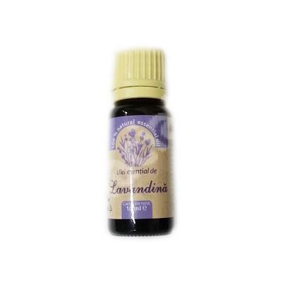 Ulei esențial de lavandina, 10 ml, Herbavit