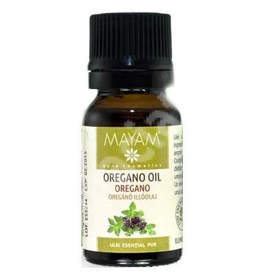 Ulei esential de oregano (M - 1229), 10 ml, Mayam