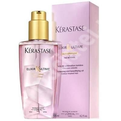Ulei pentru păr vopsit Elixir Ultime Cheveux Colores, 100 ml, Kerastase