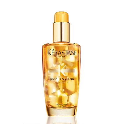 Ulei pentru toate tipurile de păr Elixir Ultime Huile Originale, 100 ml, Kerastase