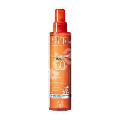 Ulei SPF 50 Sun Secure, 200 ml, SVR