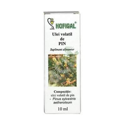 Ulei volatil de Pin, 10 ml, Hofigal