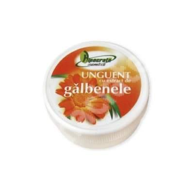 Unguent cu Extract de Galbenele, 20 g, Omega Pharma