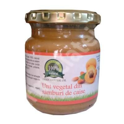 Unt vegetal din samburi de caise, 200 g, Carmita Classic