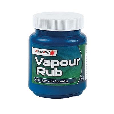 Vapour Rub Masterplast, 100 g, Lotus Pharmedicals