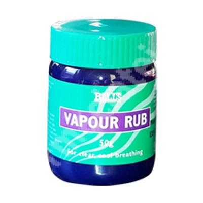 Vapour Rub, pentru adulți, 50 g, Business Partner