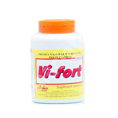 Vi-fort, 60 capsule, Icd Apicultura